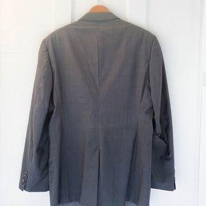 Hugo Boss Suits & Blazers - HUGO BOSS The Jam Sharp Wool Sportcoat Blazer 44L